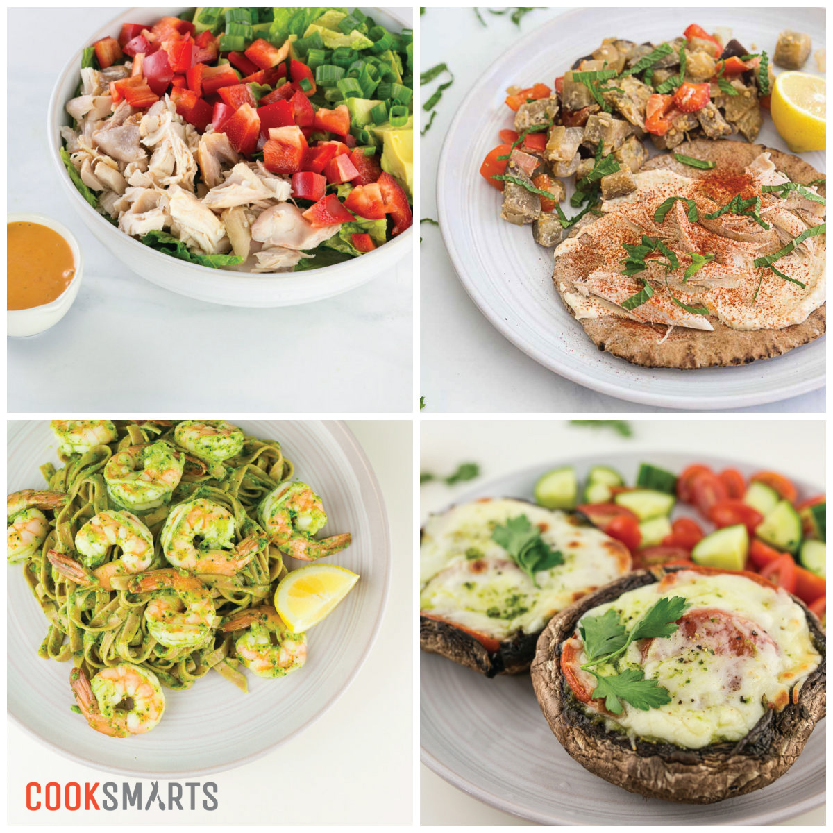 Cook Smarts' Weekly Meal Plan Service | Menu for 8/4/14 via @cooksmarts