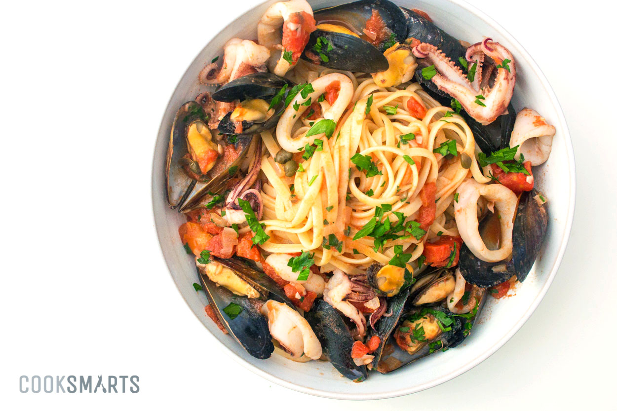 260 Best Authentic Italian Recipes from Italy images ...  |Authentic Italian Seafood Pasta Recipes