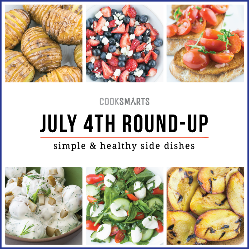 Healthy Simple July 4th Side Dishes Cook Smarts Recipes