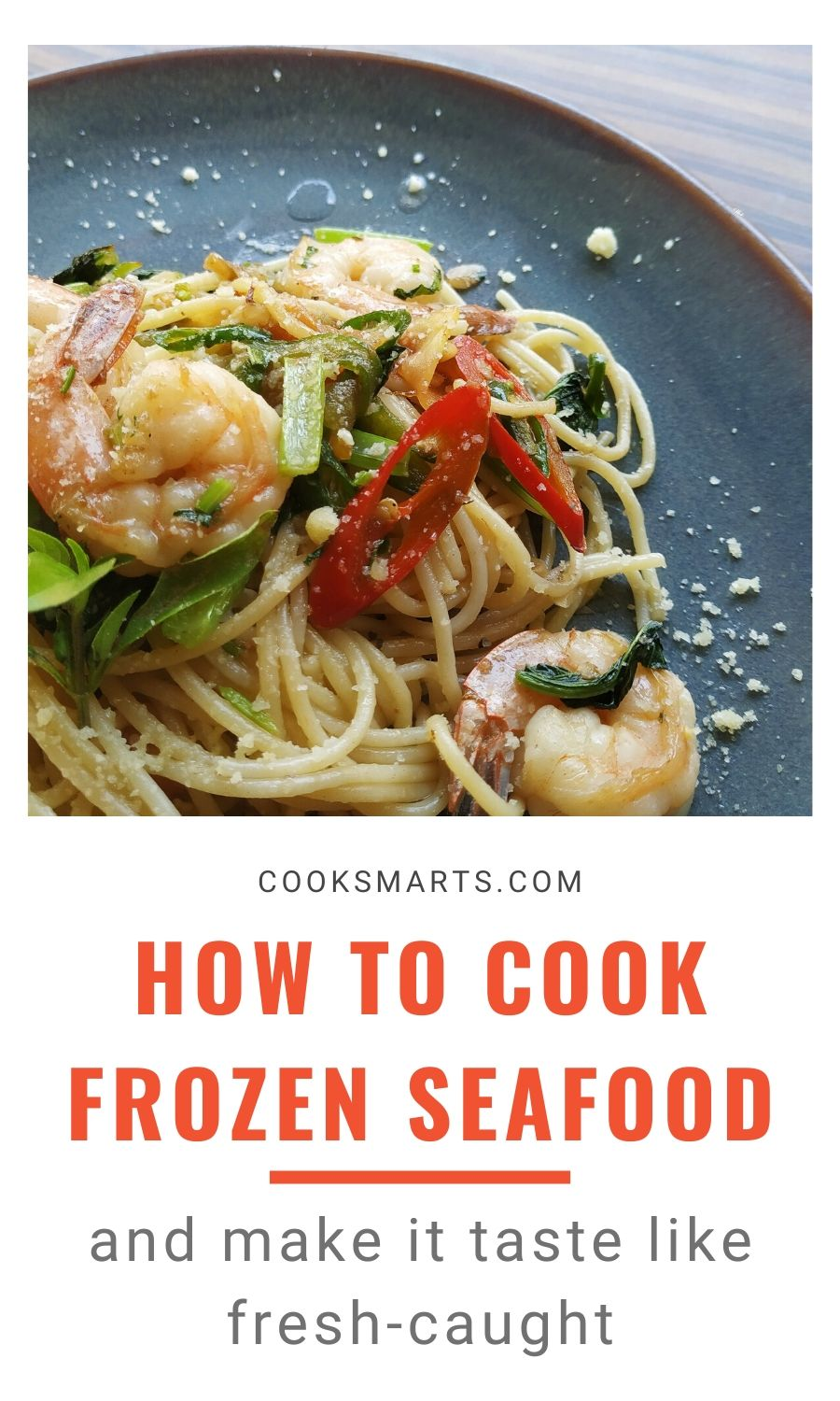 How to Use Frozen Seafood | Cook Smarts