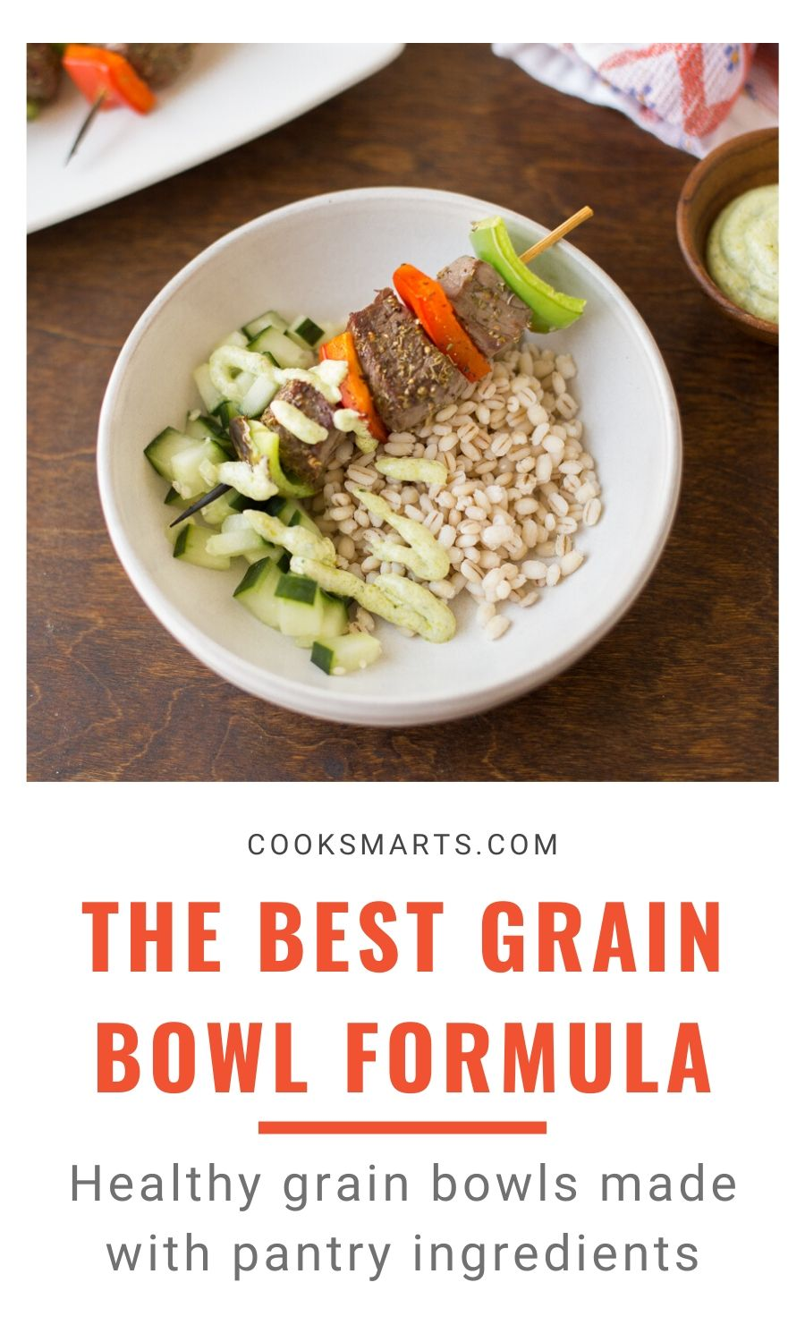 How to Make Grain Bowls | Cook Smarts